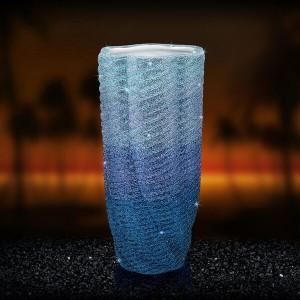 Bermuda Blue - Coral Vase