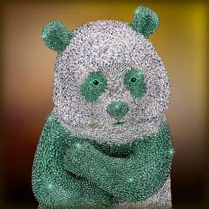 Shaanxi - Baby Panda