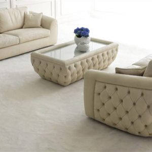 Capiton sofa