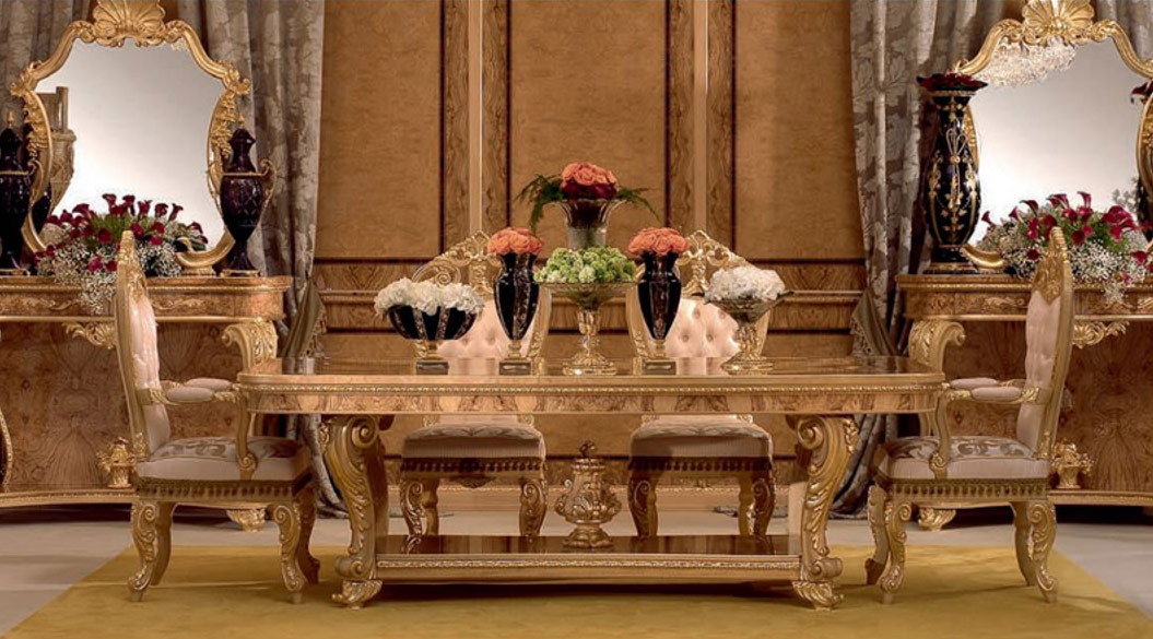 Royal Table Luxury Dining Room