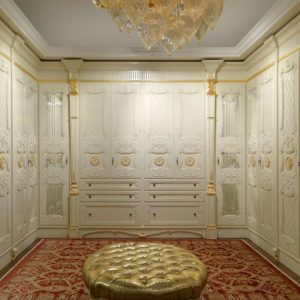 Royal Dressing Room